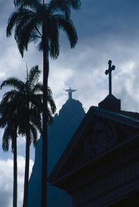 Church in Botafogo by LOOK