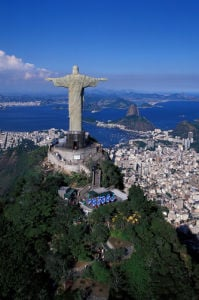 Cristo Redentor by LOOK
