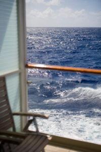 Cruise Ship Balcony by LOOK