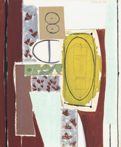 The Painter, 1944 by Robert Motherwell