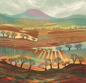 Quilted Earth by Rebecca Vincent