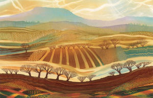 The Colours of the Earth by Rebecca Vincent