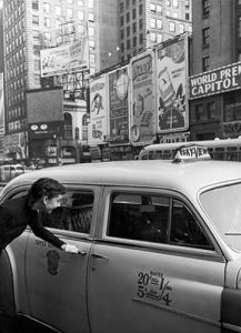 Audrey Hepburn - Taxi by Time Life