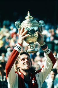 Bjorn Borg 1977 by Anonymous