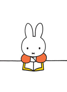 Miffy Reads by Dick Bruna