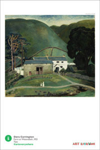 Farm at Watendlath by Dora Carrington
