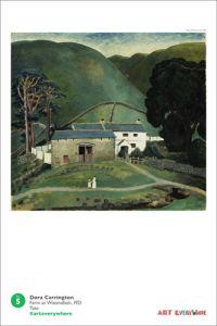 Farm at Watendlath by Dora Carrington