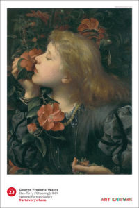 Ellen Terry ('Choosing') by George Frederic Watts
