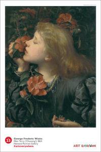 Ellen Terry ('Choosing') by George Frederic Watts