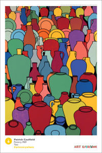 Pottery by Patrick Caulfield