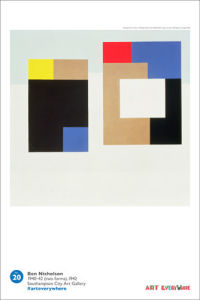 1940-42 (two forms) by Ben Nicholson