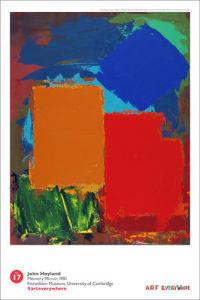 Memory Mirror by John Hoyland