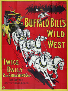 Buffalo Bill's Wild West, 1904 by Collington Taylor