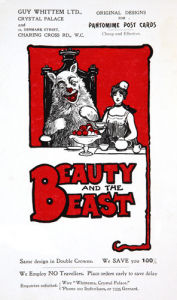Beauty and the Beast, 1905 by The National Archives