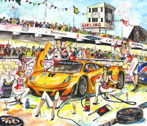 McLaren 2 by Anna-Louise Felstead