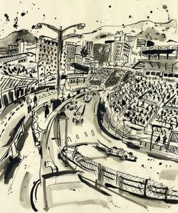 Monaco 3 by Anna-Louise Felstead