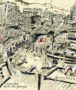 Monaco 2 by Anna-Louise Felstead