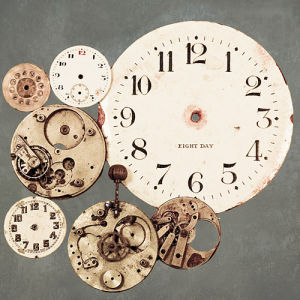 The Passing of Time by Keri Bevan