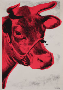 Cow, 1976 (Special Edition) by Andy Warhol