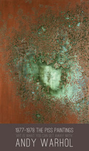 Oxidation Painting, 1978 by Andy Warhol