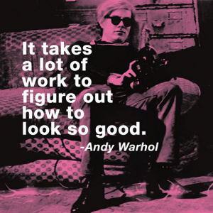 Look So Good by Andy Warhol