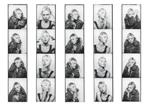 Edie, 1966 by Andy Warhol