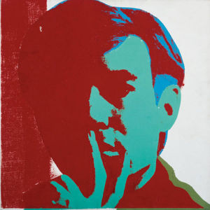 Self-Portrait, 1967 by Andy Warhol