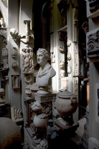 Dome Bust Soane by Derry Moore