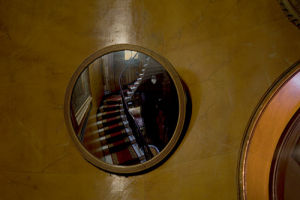Mirror Staircase by Derry Moore