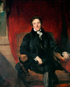 Sir John Soane, Aged 76 by Sir Thomas Lawrence