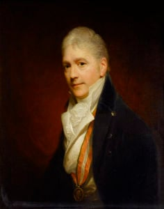 Sir Francis Bourgeois, RA by Sir William Beechey