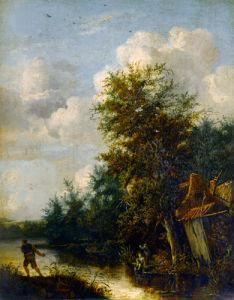 A Landscape by Cornelis Gerritsz Decker