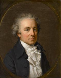 Nathaniel Marchant, RA by Hugh Douglas Hamilton