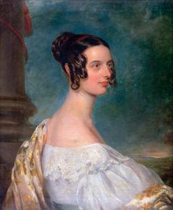 Catherine Gandy, nee Hyde by Thomas Gandy