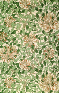 Honeysuckle by May Morris
