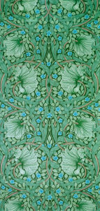 Pimpernel by William Morris