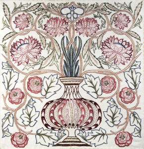 Flowerpot by William Morris