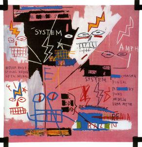 Six Fifty, 1982 by Jean-Michel Basquiat