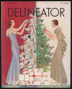 Delineator, December 1931 by Dynevor Rhys