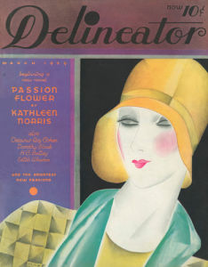 Delineator, March 1929 by Helen Dryden
