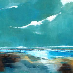Across to Blakeney by Stuart Roy