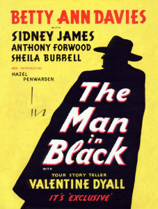 The Man in Black by Hammer