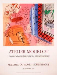 Atelier Mourlot by Raoul Dufy