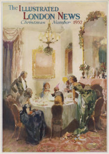 Christmas Dinner, 1932 by Anonymous