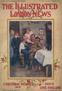 Christmas 1915 by Anonymous