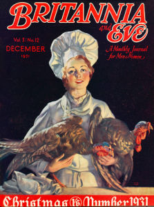 Christmas Turkeys, 1931 by Anonymous