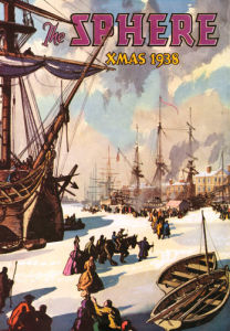 Frost Fair on the Thames by Anonymous