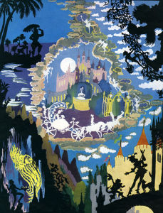 Pantomime Medley, 1962 by Lotte Reiniger