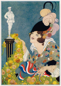 Admiration, 1914 by Charles Robinson