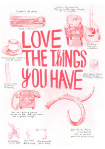 Favourite Things by Ben Weeks